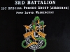 3rd Battalion Design